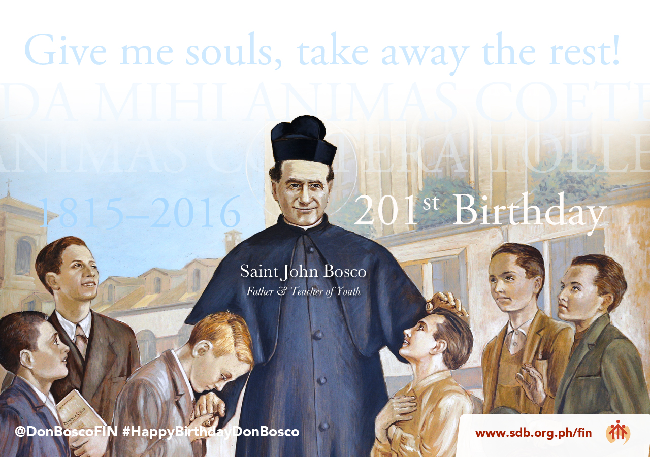 an essay on saint johndon bosco